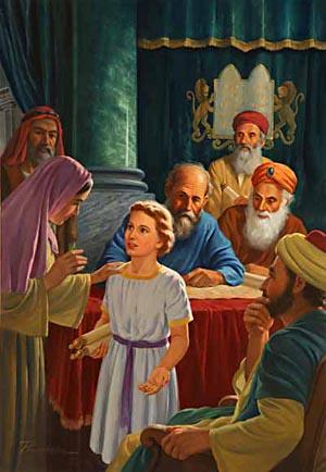 Jesús se pierde a los 12 años