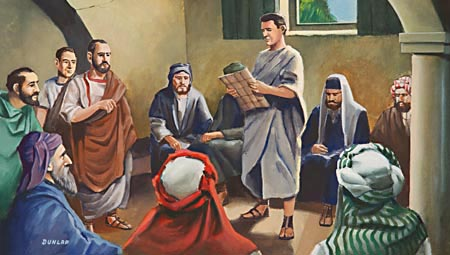 Sketches From The Life of Paul, by Ellen G. White. Chapter ...