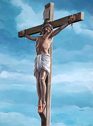Image result for the crucifixion of Christ